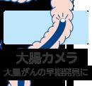 【京都・堀川御池】友愛診療所(総合内科  経鼻胃・大腸内視鏡検診センター)の大腸カメラ 大腸がんの早期発見に
